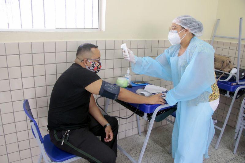 Policlínicas itinerantes mantêm atendimento a casos de Covid e de outras síndromes gripais
