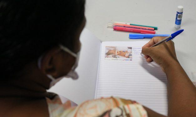 Projeto de escrita busca dar suporte emocional a mães de bebês prematuros em hospital público no PA