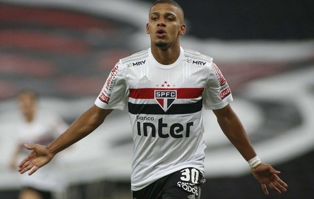 """Brenner, do São Paulo, conta que pensou em desistir do futebol: """"Não queria mais esse caminho"""""""