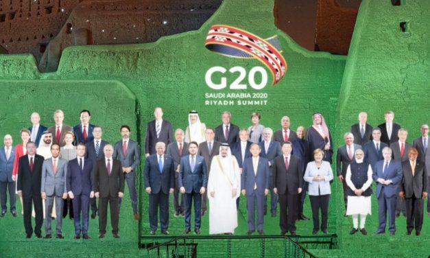Arábia Saudita recebe G20 virtual neste fim de semana, em plena pandemia e crise econômica