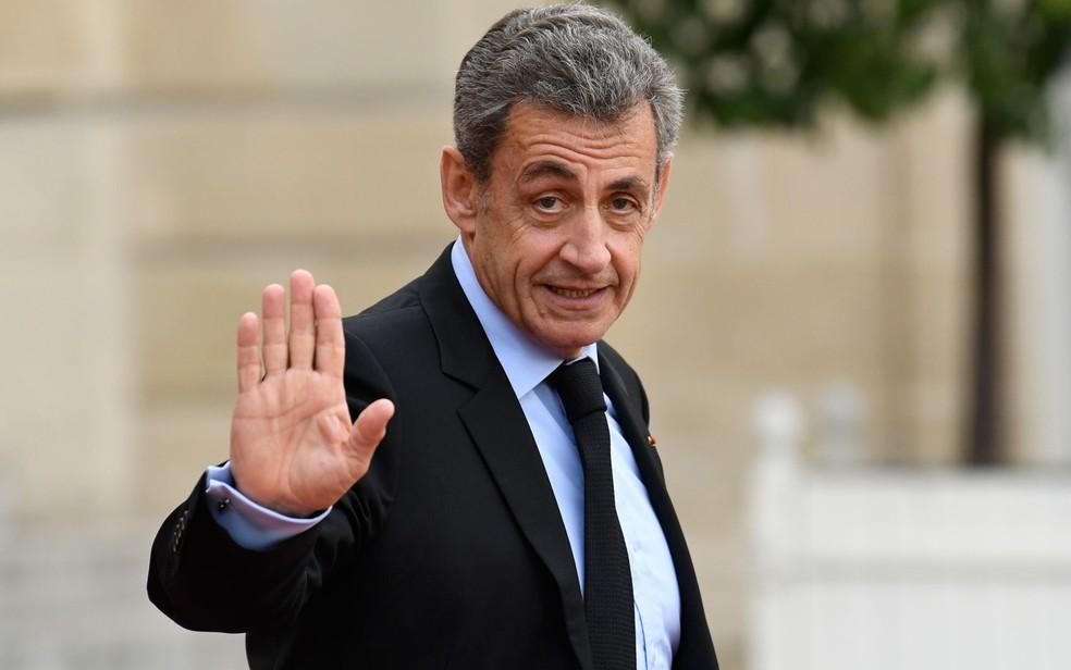 Sarkozy será o primeiro ex-presidente francês a ser julgado por corrupção