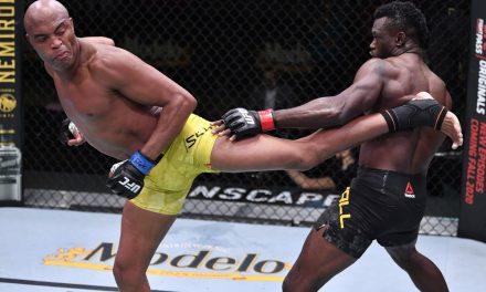"Anderson Silva indica que pode voltar a lutar: ""Sou capaz de continuar competindo no MMA"""