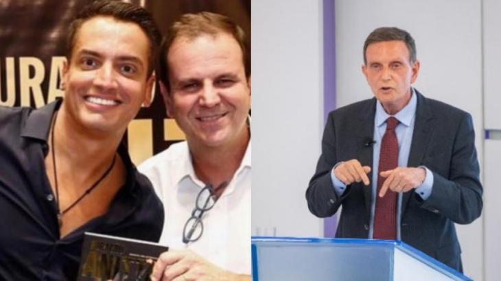 Leo Dias não grava Faro, detona Crivella e irrita a Record