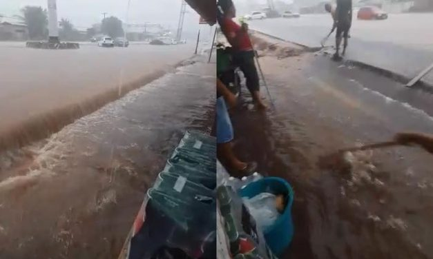 No 21º dia de apagão no Amapá, moradores contabilizam prejuízos após maior chuva do ano