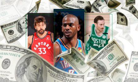 Reforços no mercado da NBA: saiba as contratações e novidades para a temporada 2020-2021
