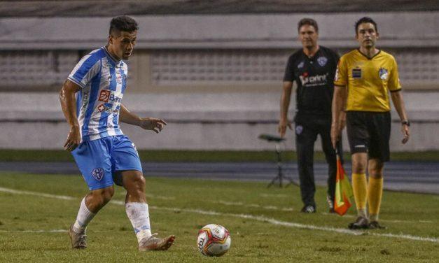 Lateral bicolor acredita em jogo aberto contra o Botafogo-PB