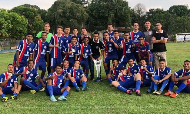 Desportiva é eliminada na Copa do Brasil sub-17 pelo Sport Recife