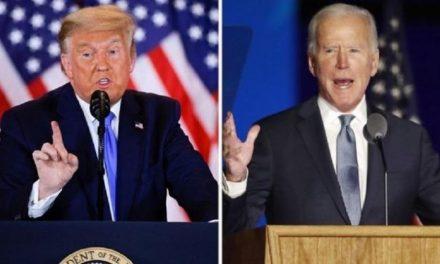 Pandemia se alastra e Biden e Trump planejam Ação de Graças discreta
