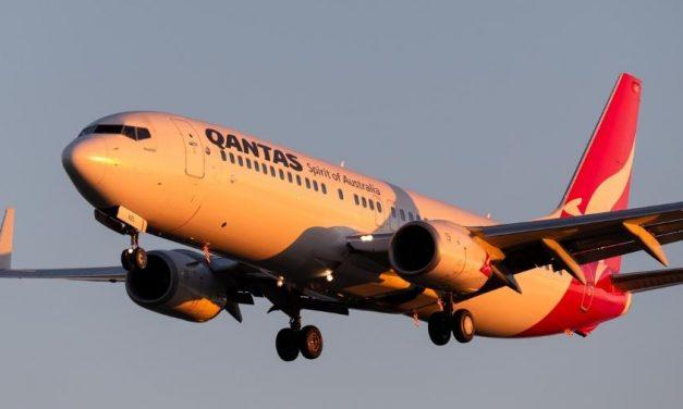 Vacinação contra a Covid-19 será obrigatória em voos da companhia aérea australiana Qantas