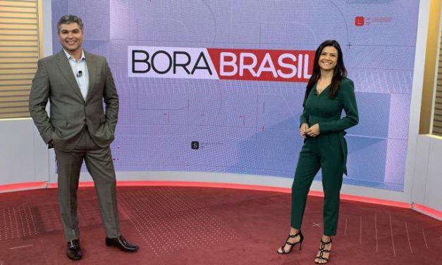 Bora Brasil, de Joel Datena, ganha mais tempo na Band