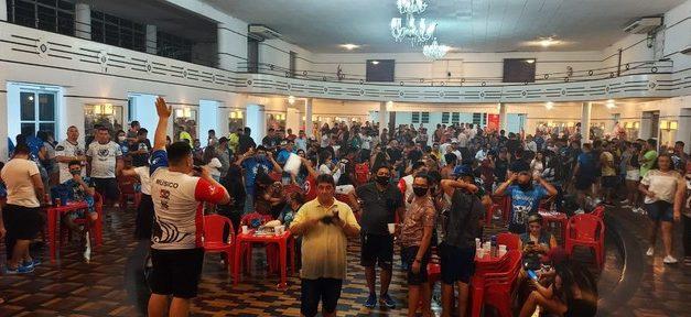 Fiscalização fecha três festas com aglomeração em Manaus