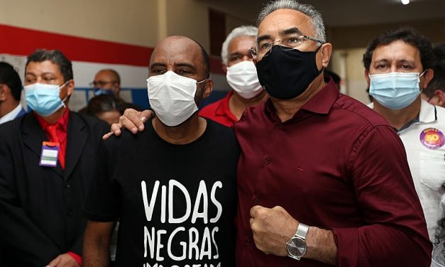 'Agora eu sou prefeito de todos os belenenses', diz Edmilson Rodrigues, do PSOL, após ser eleito prefeito de Belém (PA)
