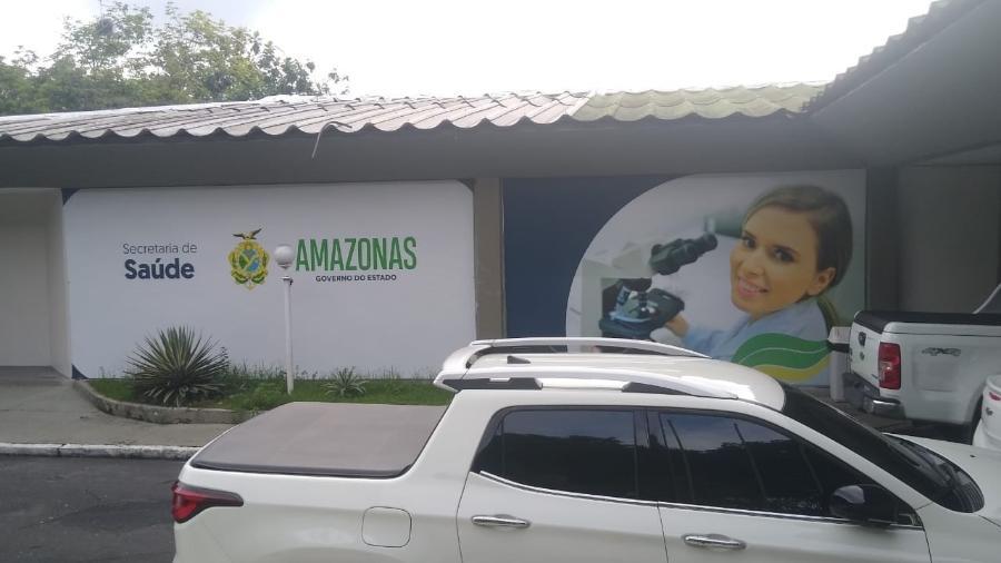 PF cumpre mandado na residência de chefe da Casa Militar do Amazonas