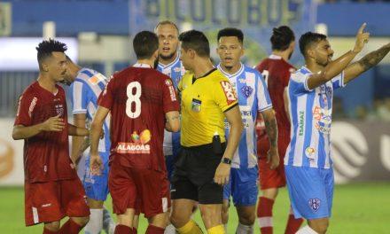 Árbitro envolvido em polêmica eliminação do Paysandu na Copa do Brasil é escolhido para o Re-Pa