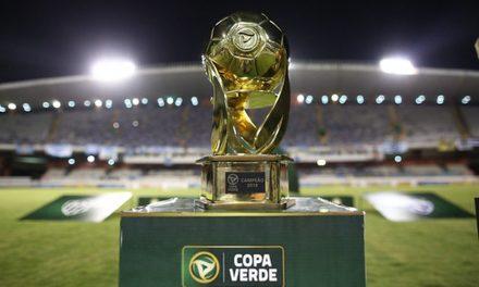 Clubes do Pará confirmam participação na Copa Verde 2020