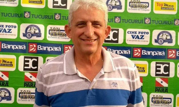 Independente-PA contrata Sinomar Naves para as disputas de Copa Verde e Parazão