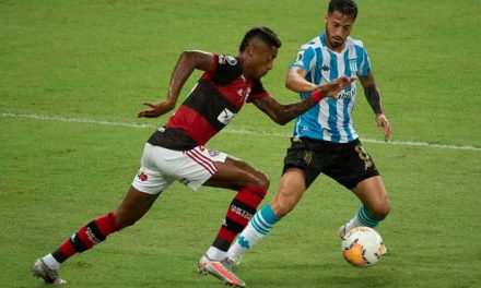 Flamengo cai nos pênaltis e está eliminado da Libertadores
