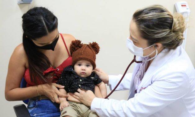 Materno-Infantil de Barcarena alerta sobre cuidados com a saúde dos bebês no Inverno Amazônico