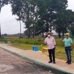 Prefeitura de Castanhal intensifica os trabalhos de mais uma obra na vila do Apeú