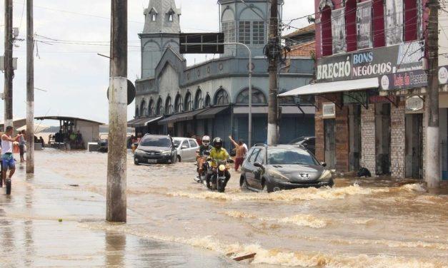 Prefeitura alerta para risco de maré alta em Belém a partir de quarta-feira, 2