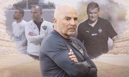 Há cinco anos, Aguirre chegava ao Atlético-MG e reabria a porta para técnicos estrangeiros no clube