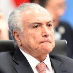 Processo é desmembrado e Temer vai responder à Justiça Federal no Rio e em SP