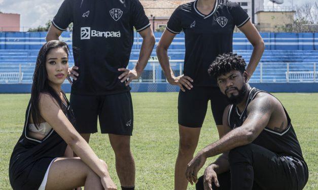Negra 1914: Paysandu quer o terceiro uniforme como sucesso estético e de arrecadação