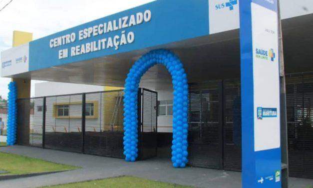 Prefeitura entrega Centro Especializado em Reabilitação