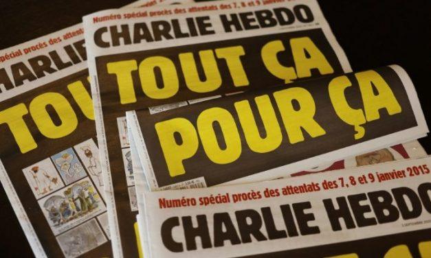 Promotoria pede entre 5 anos e prisão perpétua para acusados por atentados contra Charlie Hebdo