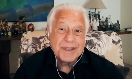"""Aos 71 anos, Antônio Fagundes relembra 'Vale Tudo': """"Continua atual"""""""