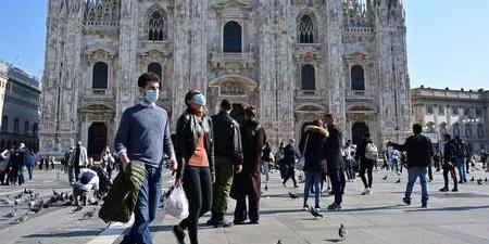 Mortes por covid-19 na Itália podem superar Reino Unido