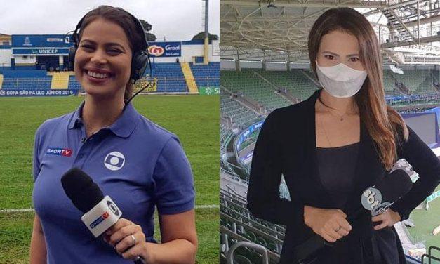 Repórter sensação da Copinha deixa Globo e realiza sonho no SBT