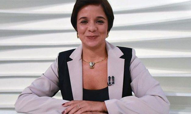 Vera Magalhães é contratada pela Globo, mas seguirá no Roda Viva