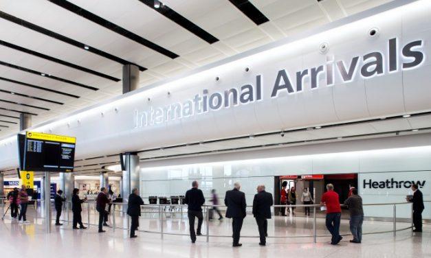Aumenta número de países que suspenderam voos do Reino Unido