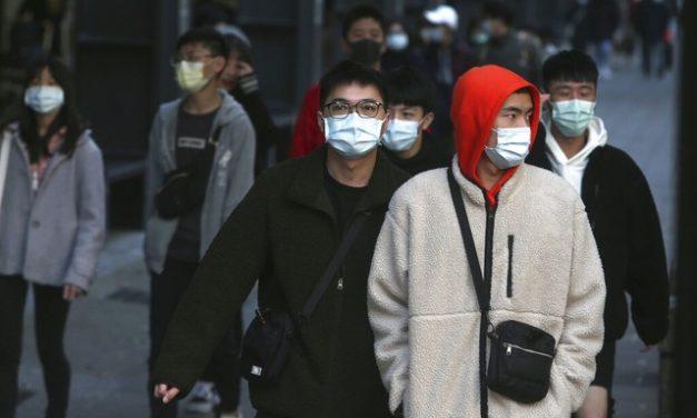 Taiwan registra 1º caso de infecção local de covid-19 em mais de 250 dias