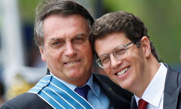 Em resposta ao STF, Bolsonaro diz que governo não se omitiu no combate ao desmatamento