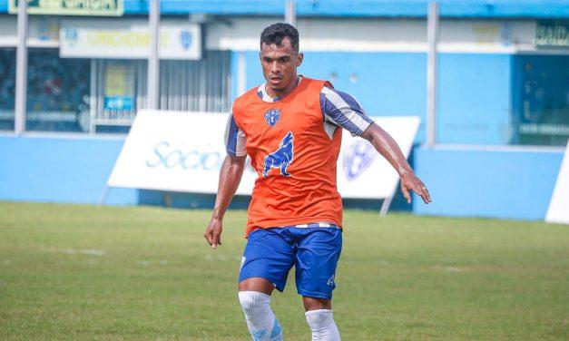 Paysandu inicia preparação para o segundo jogo contra o Londrina e atacante afirma: 'É manter o foco'