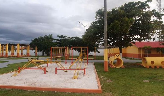 Prefeitura de Ananindeua inaugura complexo esportivo da Cidade Nova VI