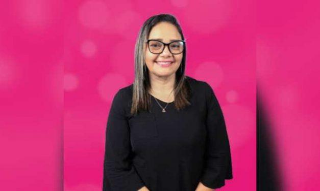 Eliomar Cruz será a nova presidente da Câmara Municipal de Moju