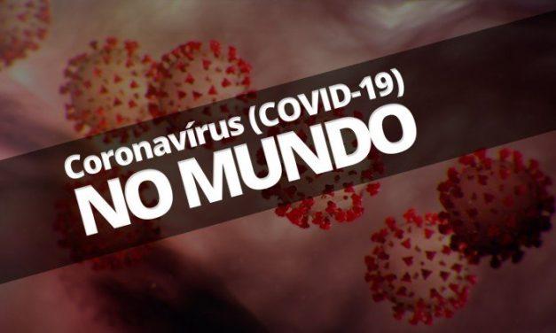 Mundo registra mais de 1,1 milhão de novos casos de Covid-19 em 2021, segundo Johns Hopkins