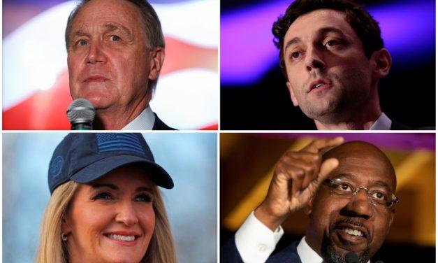 Por que a vitória no segundo turno da Geórgia é essencial para Trump e Biden?