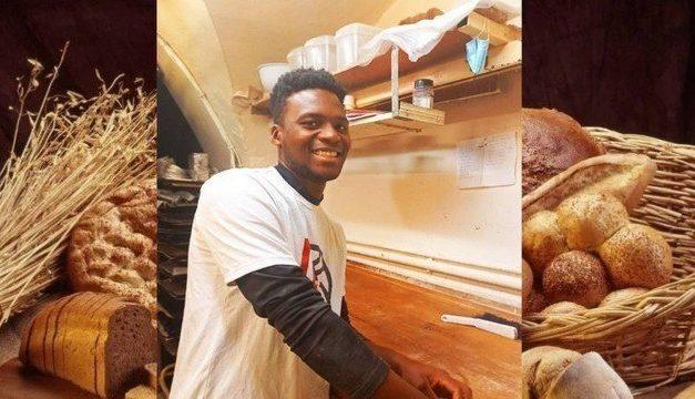 Padeiro francês faz greve de fome contra extradição de aprendiz, um jovem migrante da Guiné