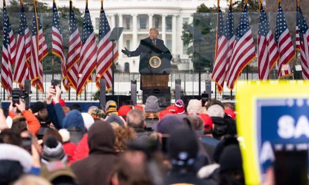 Após Congresso ratificar vitória de Biden, Trump diz que 'haverá uma transição ordeira em 20 de janeiro'