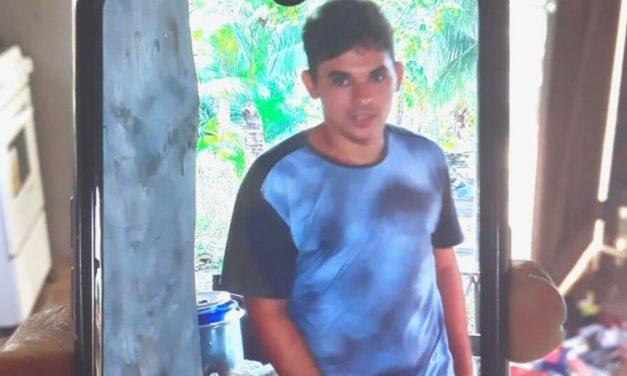 Jovem da Vila Soledade continua desaparecido, família mantém esperança de encontrá-lo