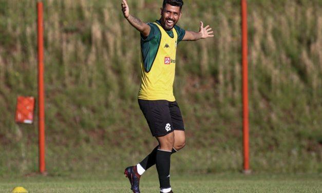 """Mangueirão vai tremer! Marlon fala em Re-Pa """"gigante"""" no domingo: """"Digno da história"""""""