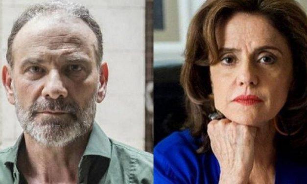 Marco Ricca e Marieta Severo podem deixar novela da Globo por causa da Covid-19