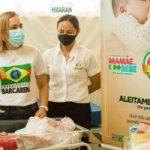 Saúde pública de Barcarena é destaque nacional sobre aleitamento materno