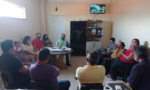 Pagamento dos professores da rede municipal de ensino é pauta na Prefeitura de Castanhal