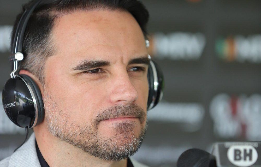 No Atlético-MG, Rodrigo Caetano tem missão de manter histórico de trabalhos longevos