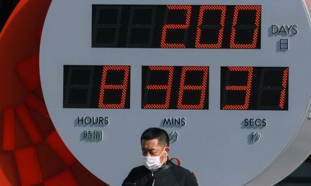 80% dos japoneses são a favor do cancelamento ou adiamento das Olimpíadas, diz pesquisa